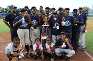 Blue Claws 2015 Champs