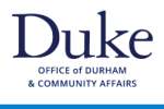 Duke Office of Durham and Community Affairs